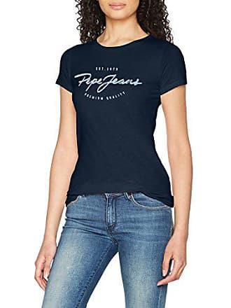 e96381f0b942 Pepe Jeans London Charleen PL502825 T-Shirt Donna