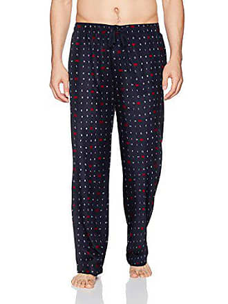 602a75897e Tommy Hilfiger Mens Cozy Fleece Pajama Pant