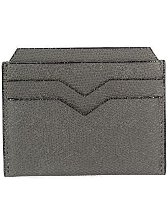 Valextra classic cardholder - Grey