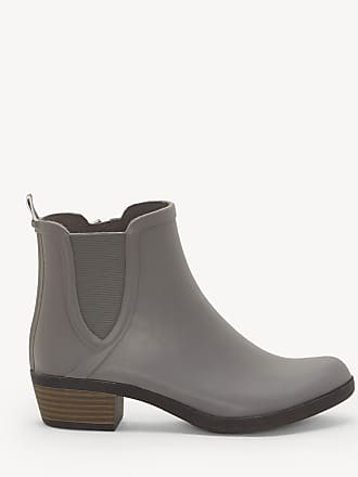 69faf953102 Lucky Brand Womens Baselh2O Rain Bootie Titanium Size 10 Rubber From Sole  Society
