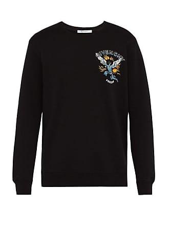 19e4c0a78e4 Givenchy Sweat-shirt en coton à imprimé Icare