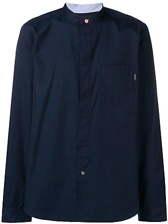 Paul Smith Camisa com gola padre - Azul