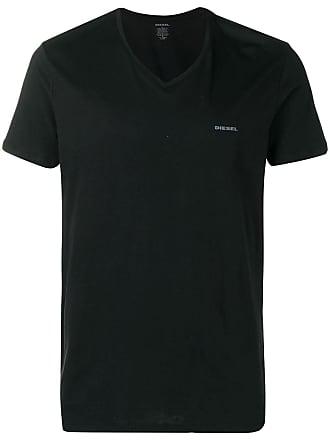 Diesel Camiseta mangas curtas - Preto