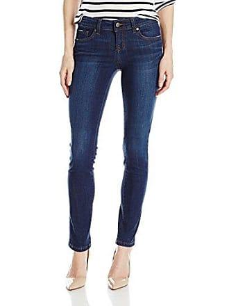 Level 99 Womens Lily Skinny Straight Jean, Ferris, 26