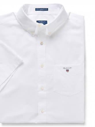 Overhemd Wit Korte Mouw.Overhemden Van Gant Nu Tot 33 Stylight