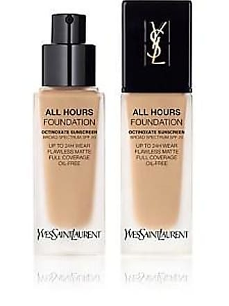 Yves Saint Laurent Beauty Womens All Hours Foundation - Bd35 Warm Caramel