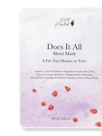 100% Pure Sheet Mask: Does It All Masks