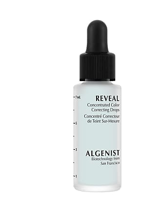 Algenist Travel Size Reveal Concentrated Color Correcting Drops, Blue Alguronic Acid