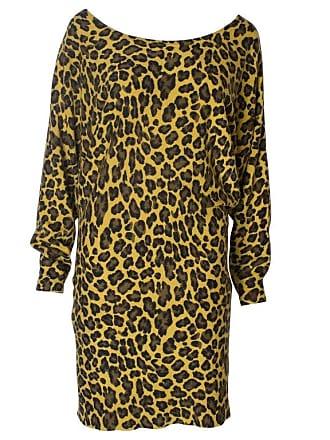 92a560007ac Betsey Johnson Vintage Animal Print Sweater Dress