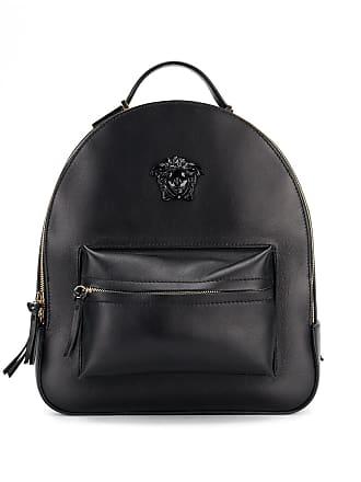 13b7f4b15053 Versace Medusa Palazzo backpack - Black