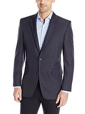 70992b3050 Haggar Mens Travel Performance Mini Tic Classic Fit 2-Button Suit Separate  Coat