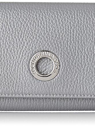 Mandarina Duck Mellow Lux Portafoglio Womens Wallet, Silver, 3x10x14 Centimeters (W x H x L)