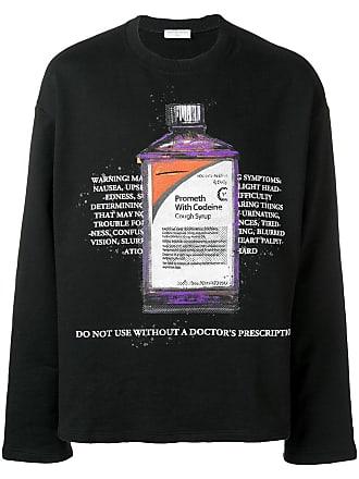 Ih Nom Uh Nit printed sweatshirt - Black