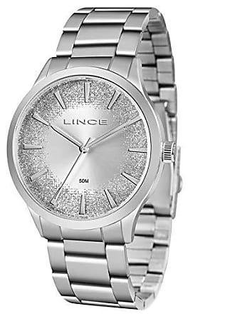 Lince Relógio Lince Feminino Ref: Lrm4593l S1sx Fashion Prateado
