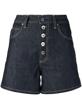Eve Denim Leo shorts - Azul