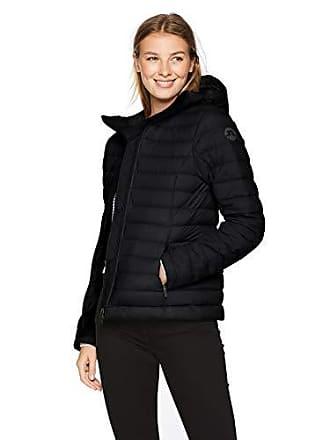 J.Lindeberg Womens Hooded Liner Jacket, Black, Small