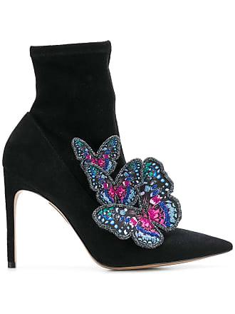 Sophia Webster Ankle boot Butterfly - Preto