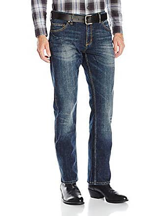 Wrangler Mens Retro Slim Fit Straight Leg Jean, Bozeman, 40x34