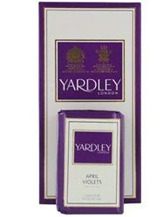Yardley by Yardley for WOMEN: APRIL VIOLETS LUXURY SOAPS 3X3.5 OZ EACH by BFRK