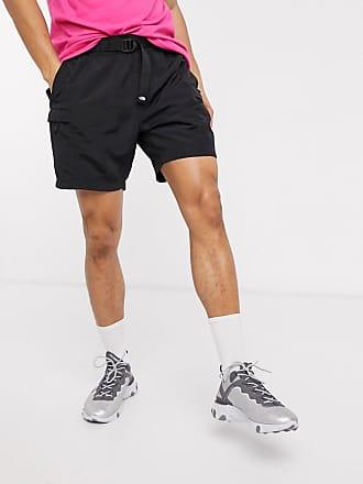 The North Face Class V - Shorts mit Gürtel in Schwarz