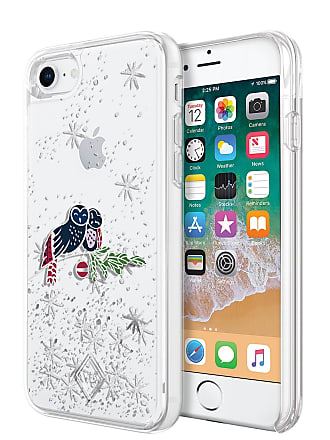 Vera Bradley Holiday Owls Glitter Flurry iPhone 8/7 Case