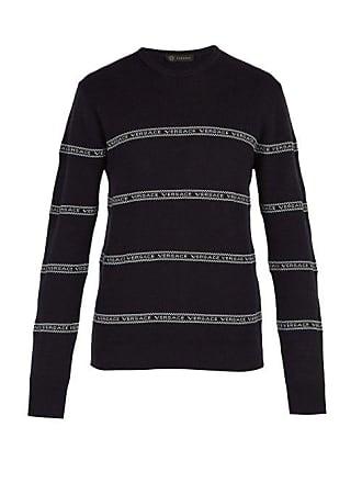 Pulls Col Rond Versace®   Achetez jusqu  à −60%   Stylight 140339afc6c