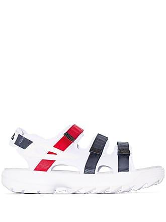 Fila Disruptor strappy sandals - White
