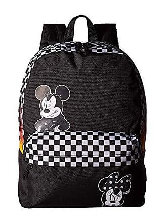 2f6da0d5e1d Vans Mickeys 90th Punk Mickey Realm Backpack (Black) Backpack Bags