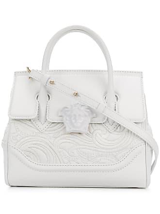 Versace Bolsa tiracolo Medusa Empire - Branco