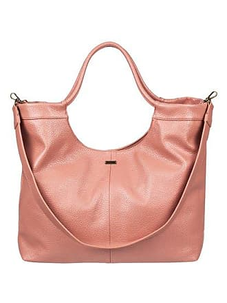 3945a78908 Roxy Sunset Session - Grand sac à main imitation cuir - Rose - Roxy