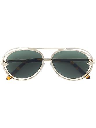 Karen Walker Óculos de sol Jacques - Metálico
