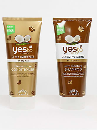 Yes To Yes to Coconut Moisturising Shampoo and Conditioner Bundle (2 x 280ml)-No Colour