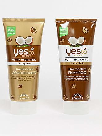 Yes To Yes to Coconut - Feuchtigkeitsspendendes Shampoo und Conditioner im Set (2 x 280 ml)-Keine Farbe
