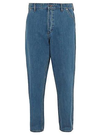 Jacquemus De Nimes Straight Leg Jeans - Mens - Blue