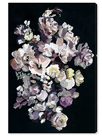 The Oliver Gal Artist Co. The Oliver Gal Artist Co. Floral Wall Art Canvas Prints Beauty in Darkness Home Décor, 40 x 60, Black, Pink