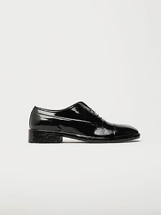Maison Margiela Maison Margiela Laced Shoes Black Polyester