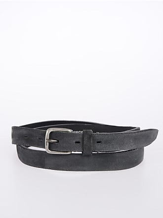 Riccardo Forconi 20mm Suede Leather Belt size 95