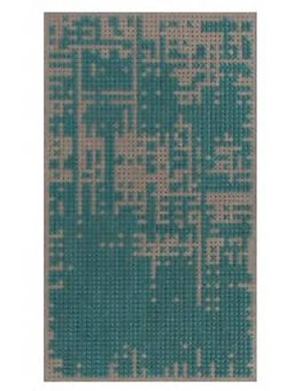GAN Rugs Teppich Abstract Minis