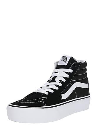 28316921822a08 Vans Sneakers hoog SK8-HI PLATFORM 2.0 zwart   wit