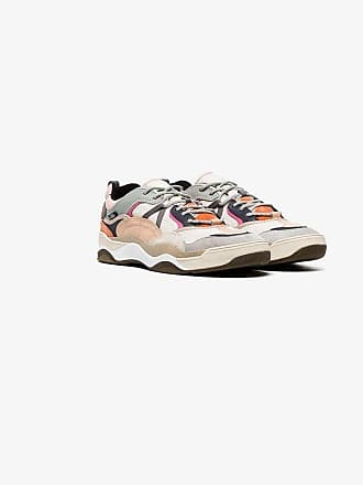 873e92a192 Vans multicoloured Varix leather and suede sneakers