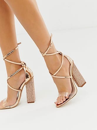 9f61528036c Public Desire® Heeled Sandals − Sale: up to −52% | Stylight