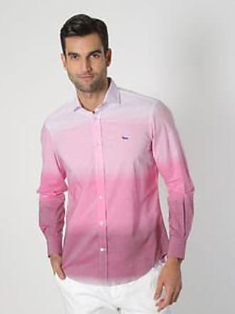 Harmont & Blaine Camisa con Diseño Degradado<br>Regular Fit<br>Rosa