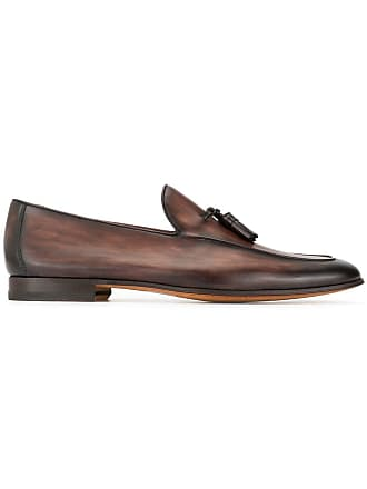 Magnanni tassel loafers - Brown