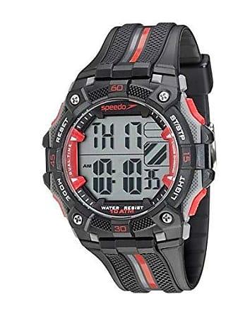 Speedo Relógio Masculino Esportivo Digital Speedo 80629g0evnp3 Preto
