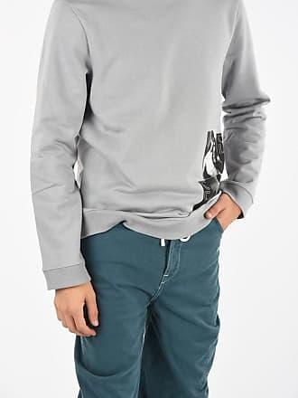 Raf Simons Crew-Neck Sweatshirt with Print size L
