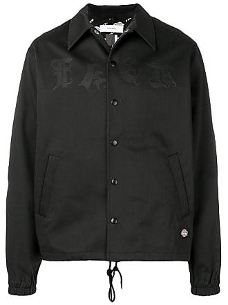 Facetasm Jaqueta estilo camisa - Preto