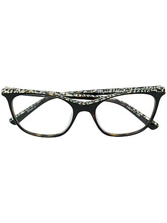 Etnia Barcelona Armação de óculos gatinho - Preto