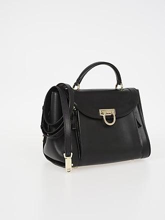 6c295ba715 Salvatore Ferragamo Leather RAINBOW Top Handle Bag size Unica