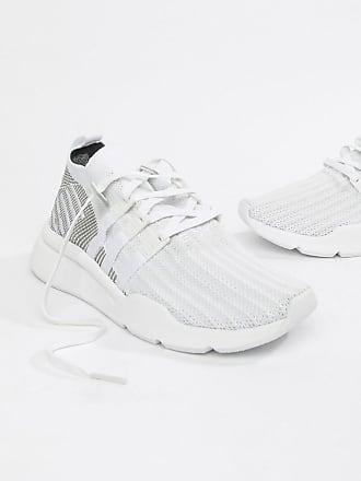 meet 71de8 f21f7 adidas Originals EQT Support Mid Adv - Weiße Sneaker, CQ2997 - Weiß