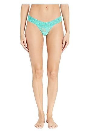 Hanky Panky Signature Lace Low Rise Thong (Agave Green) Womens Underwear 8471df5f3